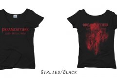 Tshirt Blood Girlies
